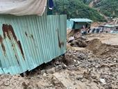 Mất liên lạc hoàn toàn với điểm sạt lở huyện Phước Sơn khiến 11 người chết và mất tích
