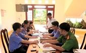 Kiểm sát trực tiếp công tác thi hành án hình sự tại các UBND xã, phường