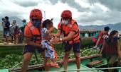 Siêu bão Goni sức gió lên tới 310km h tấn công Philippines, 1 triệu người phải sơ tán