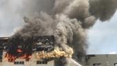 Cháy lớn xưởng sản xuất ghế sofa rộng 5 000m2 ở Bình Dương