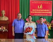 Bổ nhiệm 4 Phó Viện trưởng VKSND cấp huyện tại Đắk Lắk