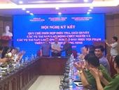 VKSND tỉnh Quảng Ninh ký Quy chế phối hợp liên ngành giải quyết các vụ việc tai nạn lao động chết người
