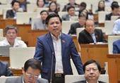 Bộ trưởng Bộ GTVT thừa nhận có nhiều hạn chế liên quan đến đường sắt đô thị