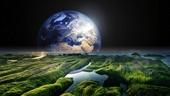 """Phát hiện kinh ngạc của NASA Nhiều """"ngôi nhà mới"""" có thể thay thế được Trái đất"""