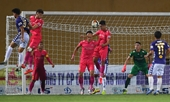 Hai trận cầu quyết định ngôi vô địch V-League 2020 trên sân Hàng Đẫy