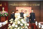 Bổ nhiệm Viện trưởng, Phó viện trưởng Viện 1 - VKSND cấp cao tại Hà Nội