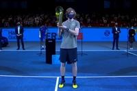 Vô địch Vienna Open, Rublev vượt mặt Djokovic