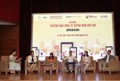 """T T Group, SHB hợp tác với Amazon """"Cú hích"""" thúc đẩy thương mại điện tử Việt Nam"""