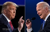 Bầu cử Mỹ Hai ứng cử viên bám đuổi sít sao tại các bang chưa ngã ngũ