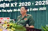 Chính ủy Quân khu 9 được bổ nhiệm Phó Tổng Tham mưu trưởng QĐND Việt Nam