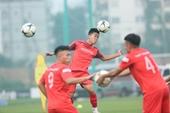 HLV Park Hang Seo yêu cầu U22 Việt Nam thiện chiến trong bóng bổng