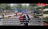 Các bến xe khách Hà Nội tăng cường phòng, chống dịch COVID-19