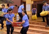 VKSND tỉnh Đắk Lắk quyên góp ủng hộ đồng bào miền Trung