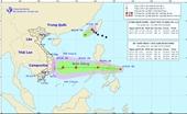 Bão vừa suy yếu, áp thấp nhiệt đới khác lại sắp vào Biển Đông