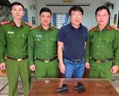 Công an TP Hải Phòng thu hồi 10 khẩu súng công cụ hỗ trợ và 67 viên đạn