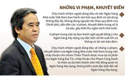Ông Nguyễn Văn Bình bị kỷ luật bằng hình thức cảnh cáo