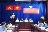 VKSND quận Gò Vấp tham mưu cấp ủy tổ chức Hội nghị chuyên đề về nghiệp vụ hình sự