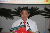 Ông Đồng Văn Thanh giữ chức Chủ tịch UBND tỉnh Hậu Giang