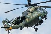 Azerbaijan bắn hạ trực thăng Mi-24 của Nga, 2 quân nhân thiệt mạng