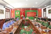 VKSND tỉnh Bà Rịa – Vũng Tàu và Trại giam Xuyên Mộc ký kết quy chế phối hợp