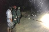 Tìm thấy thi thể thuyền trưởng tàu Thành Hưng 08 chìm tại vùng biển Quảng Nam