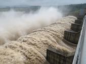Thủy điện sông Ba Hạ xả lũ, 3 000 dân sơ tán trong đêm