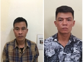 Khởi tố 2 đối tượng giả danh nhân viên an ninh, thu tiền tàu trên sông Đá Bạc