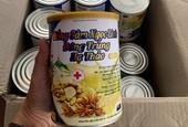 Tạm giữ hàng trăm hộp thực phẩm chức năng nhãn hiệu hồng sâm Ngọc Linh