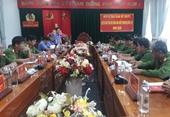 VKSND tỉnh Tiền Giang trực tiếp kiểm sát tại Trại giam Mỹ Phước – Bộ Công an
