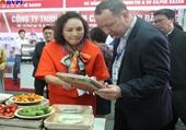 Hơn 60 gian hàng trưng bày sản phẩm thương hiệu tại Đà Nẵng