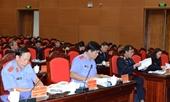 Tập huấn công tác thực hành quyền công tố và kiểm sát xét xử hình sự