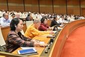Quốc hội không đồng ý cắt điện, nước trong xử lý vi phạm hành chính