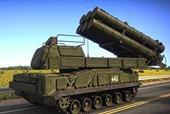 """Nga mạnh tay sắm hàng loạt hệ thống tên lửa phòng không Buk-M3 từng """"thử lửa"""" ở Syria"""