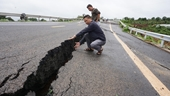 Vụ đường tránh gần 250 tỉ đồng bị nứt toác, sụt lún Khởi tố một kỹ sư