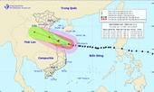 Bão số 13 áp sát miền Trung, từ Hà Tĩnh đến Quảng Ngãi mưa rất lớn