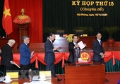 Tiểu sử tân Chủ tịch UBND 7 tỉnh được bầu tuần qua