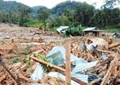 SOS Những vị trí có nguy cơ lũ quét, sạt lở đất từ Hà Tĩnh đến Quảng Nam