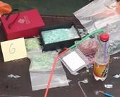 Triệt phá đường dây sản xuất ma túy lớn tại Bình Dương