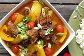 Thịt dê hầm ngũ vị ngon đậm đà cho ngày mưa rét