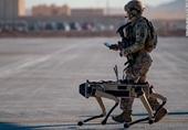 Không quân Mỹ triển khai siêu chó robot bảo vệ căn cứ quân sự