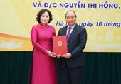 Thủ tướng trao quyết định, giao nhiệm vụ cho tân Thống đốc Ngân hàng Nhà nước