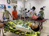 Nghi đốt than sưởi ấm, 3 người nhập viện cấp cứu