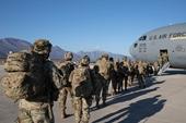 Lầu Năm Góc chính thức công bố kế hoạch rút quân khỏi Afghanistan và Iraq