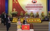 Danh sách Ban Chấp hành Đảng bộ tỉnh Bạc Liêu khóa XVI, nhiệm kỳ 2020 - 2025