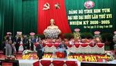 Danh sách Ban Chấp hành Đảng bộ tỉnh Kon Tum khóa XVI, nhiệm kỳ 2020-2025