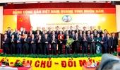 Danh sách Ban Chấp hành đảng bộ khối Doanh nghiệp Trung ương lần thứ III, nhiệm kỳ 2020 - 2025