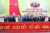 Danh sách Ban Chấp hành Đảng bộ tỉnh Khánh Hoà khóa XVIII, nhiệm kỳ 2020-2025