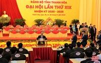 Danh sách Ban Chấp hành Đảng bộ tỉnh Thanh Hóa khóa XIX, nhiệm kỳ 2020 – 2025