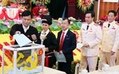 Danh sách Ban Chấp hành Đảng bộ tỉnh Lào Cai khoá XVI, nhiệm kỳ 2020-2025