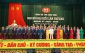 Danh sách Ban Chấp hành Đảng bộ tỉnh Ninh Bình khóa XXII, nhiệm kỳ 2020-2025